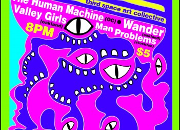 the human machine poster