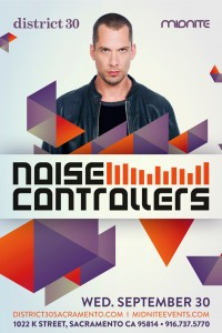 Noisecontrollers - District 30 - Sept 30 2015